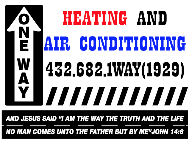 One Way Heating Heating and Air Conditioning Photo