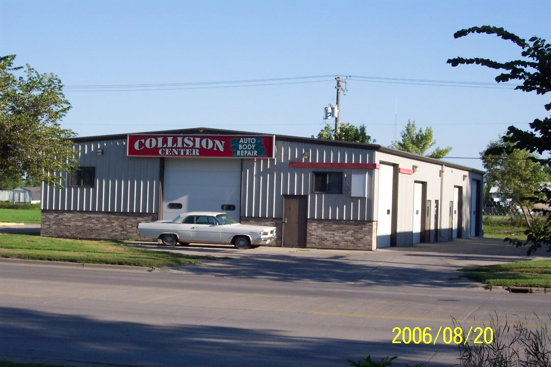 The Collision Center Photo