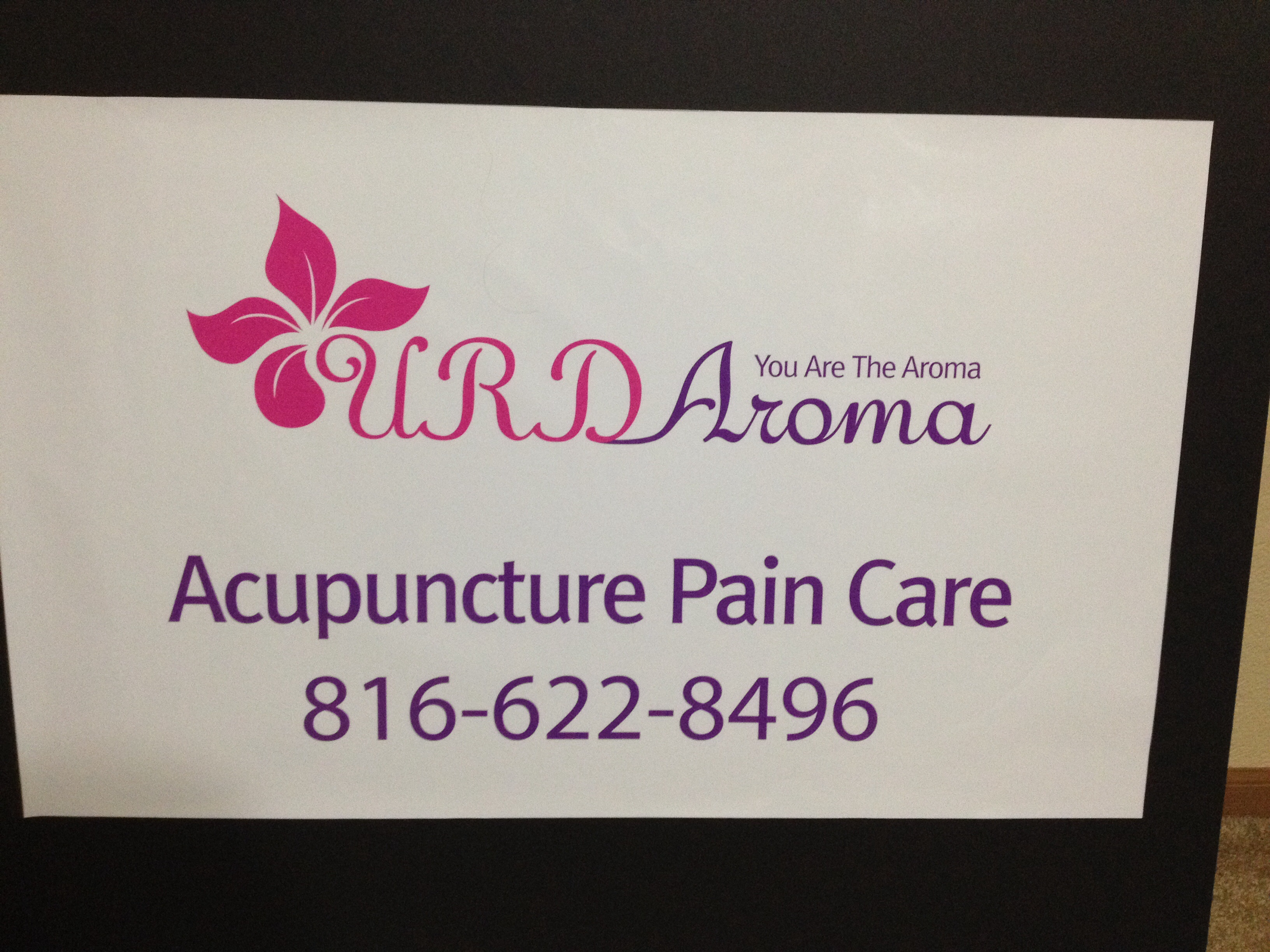 URDAroma Acupuncture Pain Care Photo