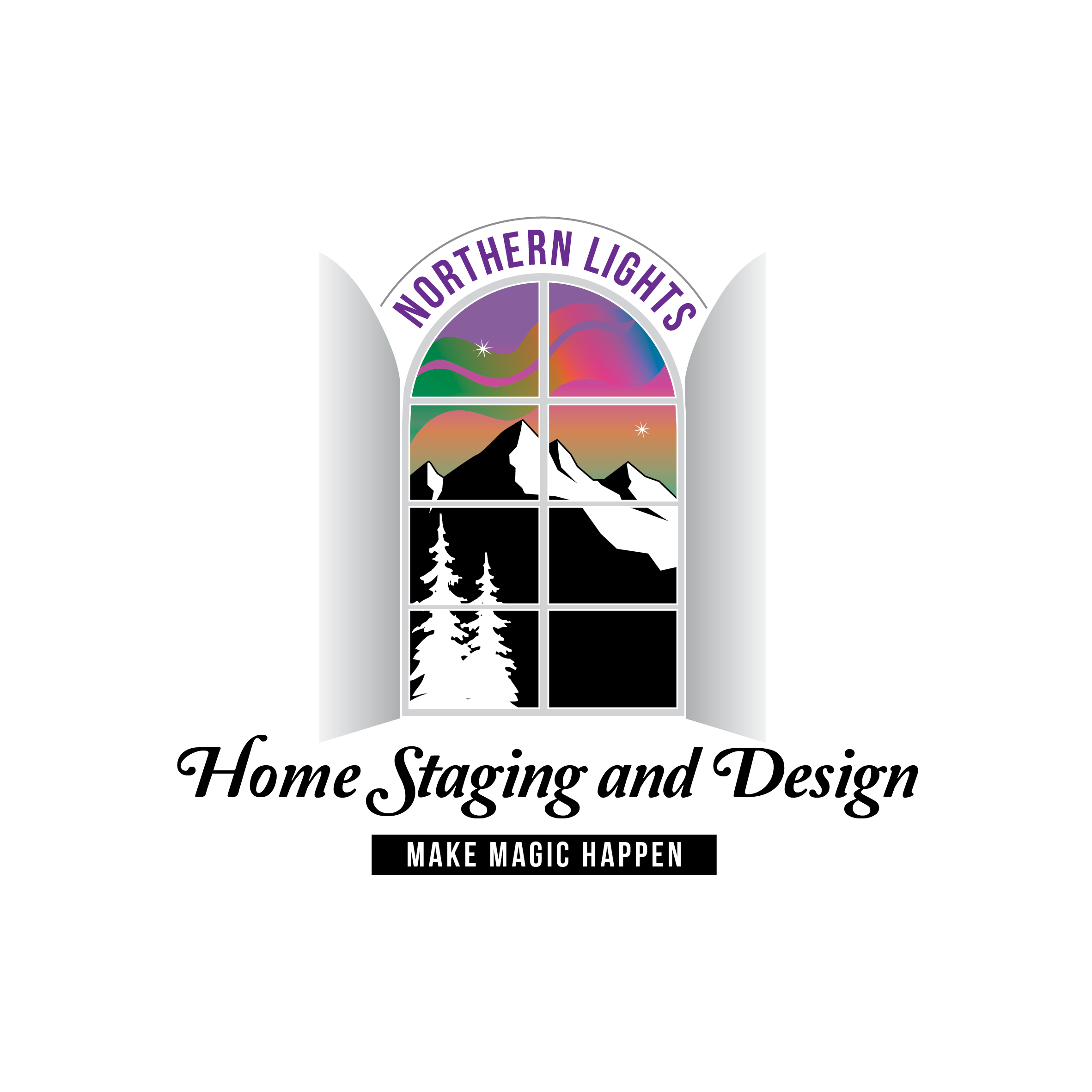 Northern Lights Home Staging and Design Photo