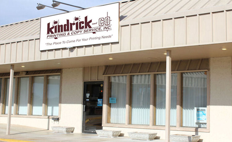 Kindrick and Co. Printing and Copy Service, Inc. Photo