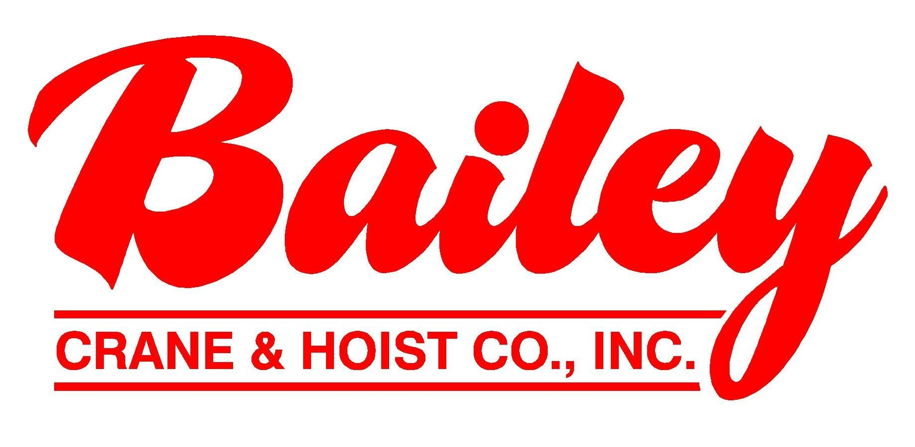 Bailey Crane and Hoist Co., Inc. Photo