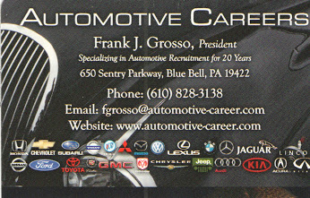 Automotive Careers Placement Counselors Photo