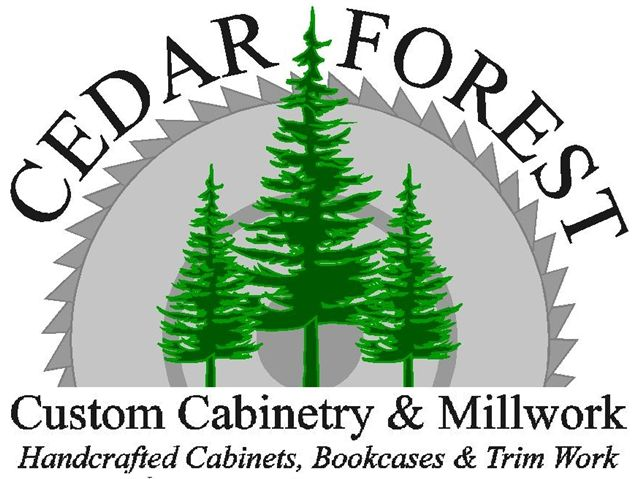 Cedar Forest Custom Cabinetry Photo