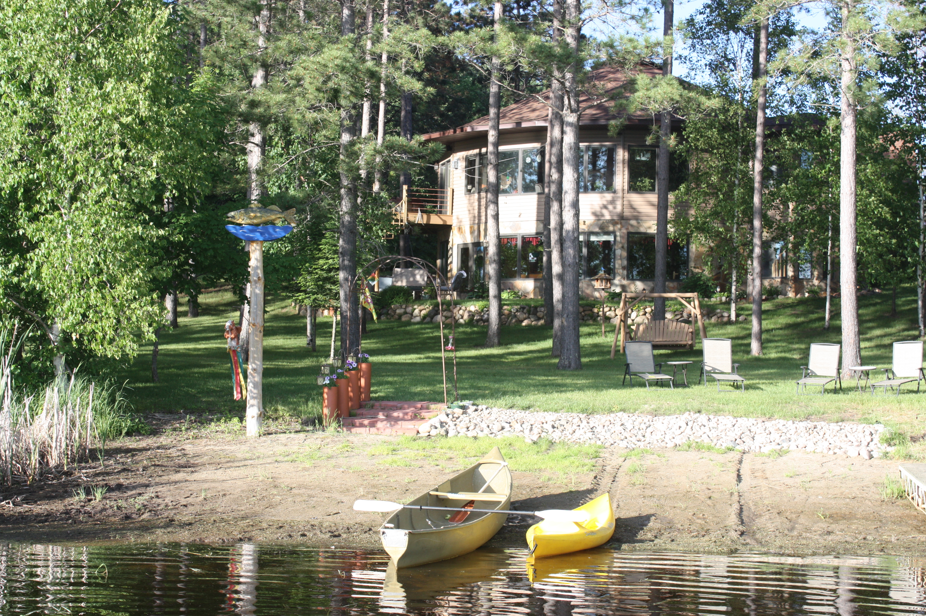 My Lake Home Guesthouse & Cabin Rentals Photo