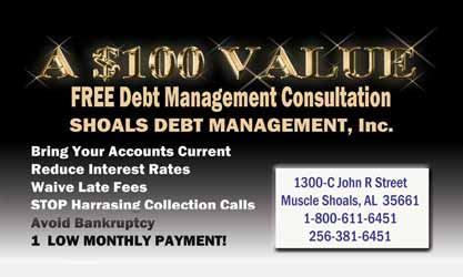 Shoals Debt Management, Inc. Photo