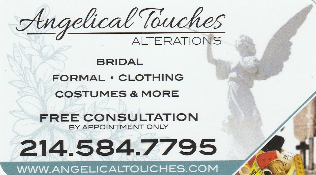 Angelical Touches: Alterations Photo