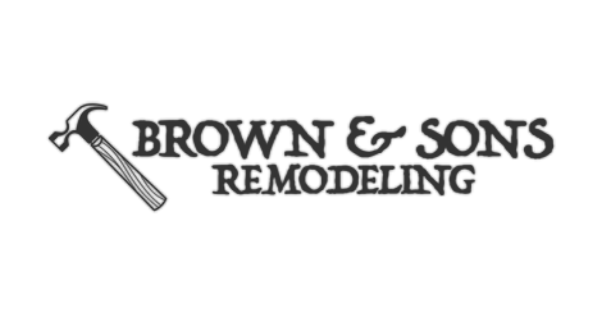 Brown And Sons Building & Remodeling LLP. Photo