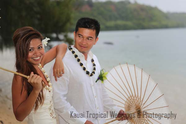 Kauai Tropical Weddings & Photography Photo