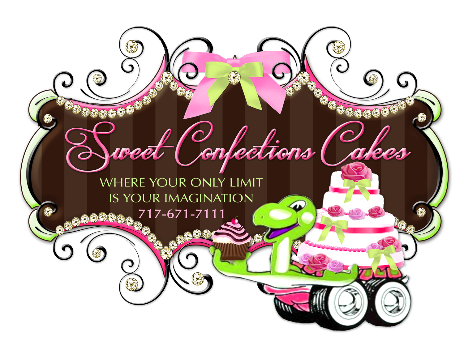 Sweet Confections Cakes Photo