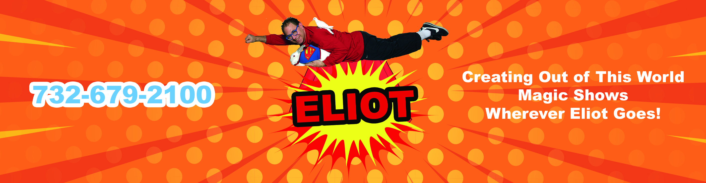 Eliot The Super Magic Man Photo