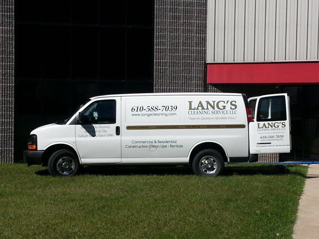 Lang''s Cleaning Service LLC Photo