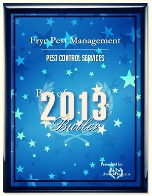 Frye Pest Management Photo