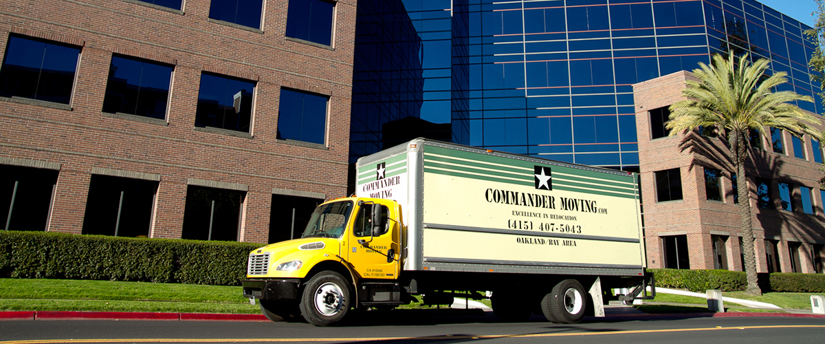 Commander Moving Inc. Photo