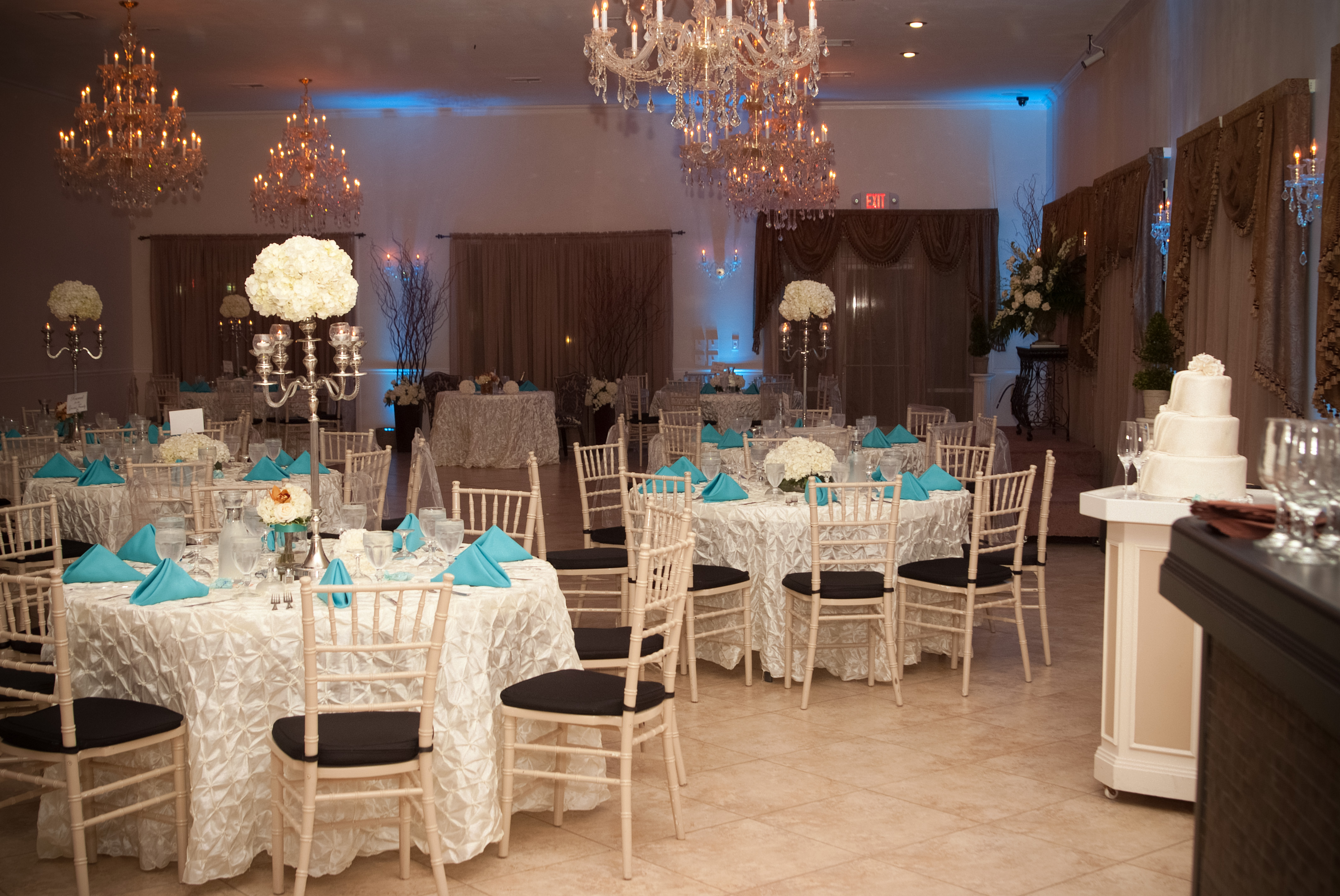Feragne Villa Weddding Event Venue Photo