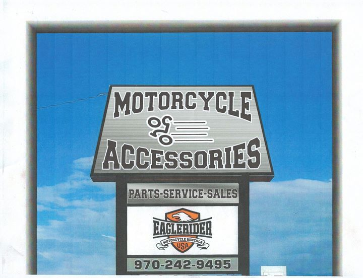 Motorcycle Accessories Photo