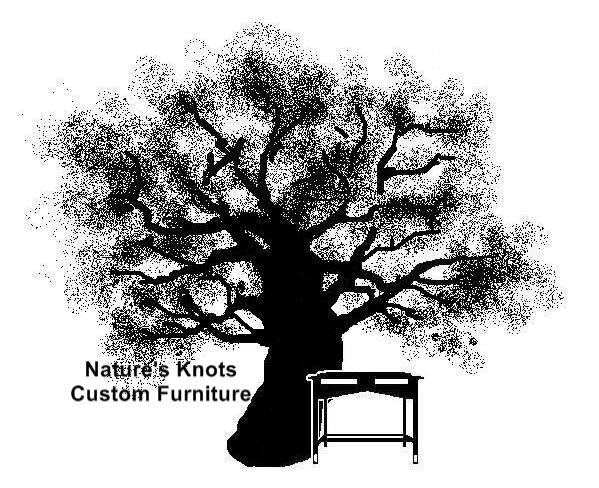 Nature''s Knots Custom Furniture Photo