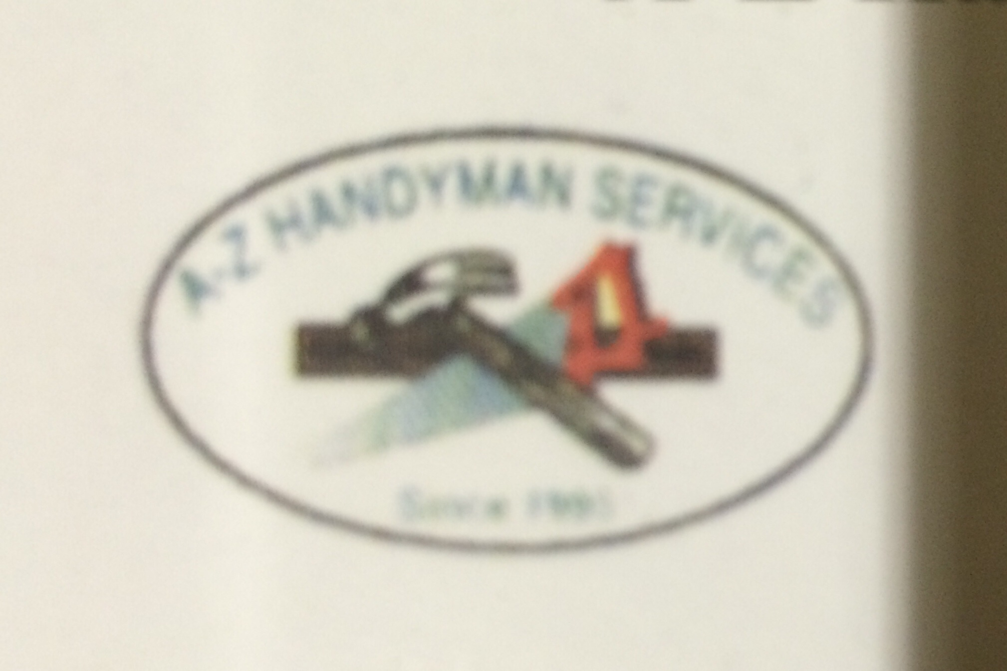 a-zhandyman services inc Photo